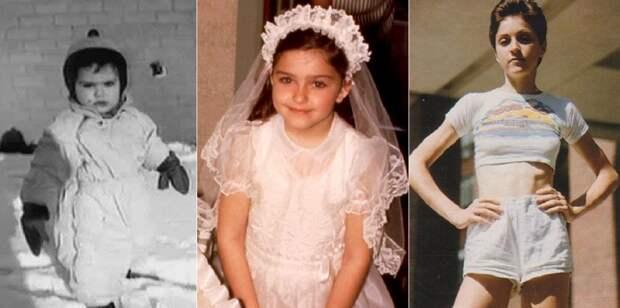 Мадонна — чем дальше, тем страшнее…(25 фото)