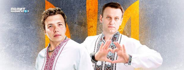 Геращенко собирается победить Россию, сражаясь за Протасевича и Навального