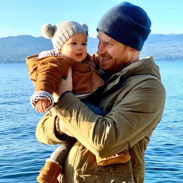 С днём рождения, Арчи: сын Меган и Гарри в 12 фотографиях