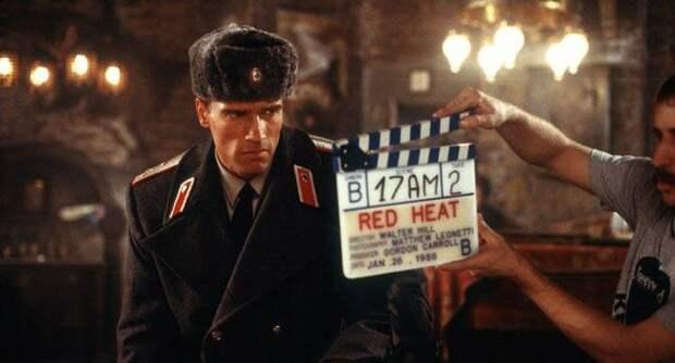 Красная жара: интересные факты о фильме Красная жара, факты, кино, голливуд