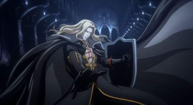 Игровая индустрия - Трейлер 4-го сезона сериала Castlevania