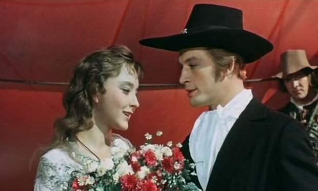 Самые красивые пары из советских киносказок Александра Птушко.