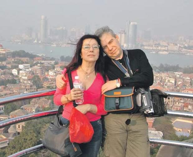 Александр и Мила/ из личного архива
