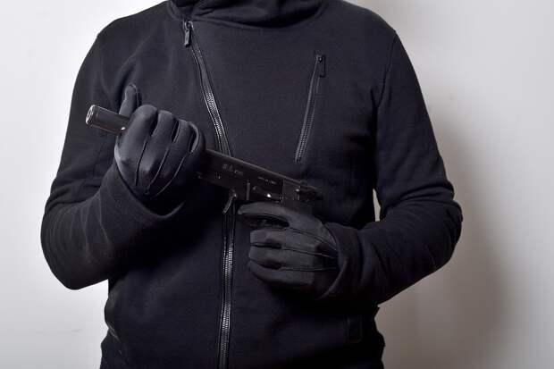Gloves, Human Hand, Evil, Gun, Weapon, Handgun