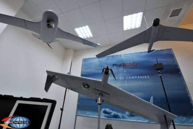 Армения развивает беспилотную авиацию: встране пройдëт первый конкурс дронов