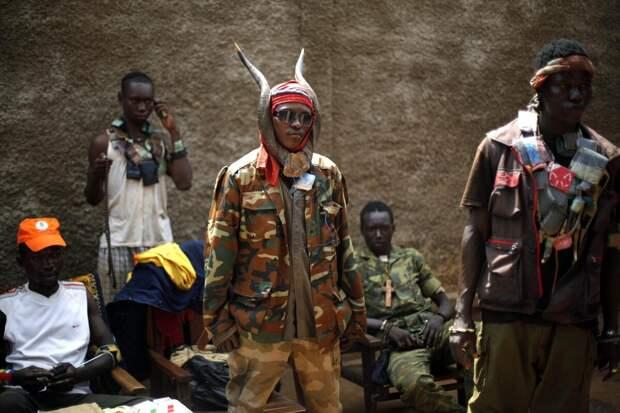 Почему африканские армии стали такими...