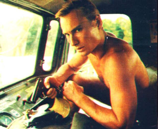 кадр из фильма «Ивин А.», 1990 год