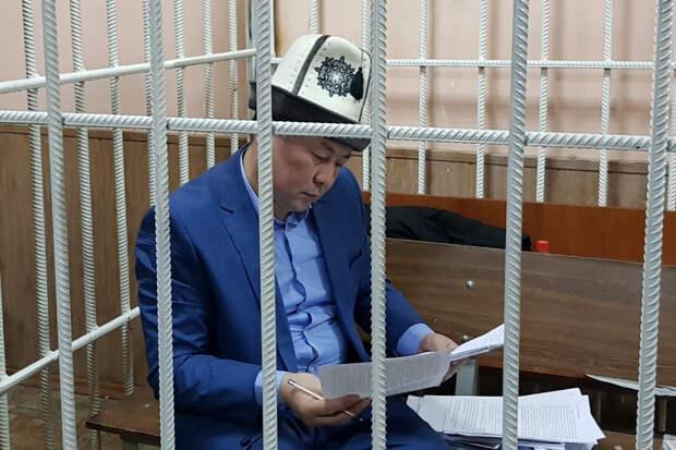 Договорняк по-киргизски