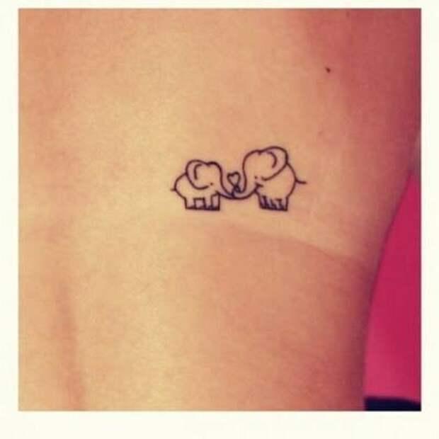 Материнские Татуировки Для Вдохновения. Встречайте Лучшую Материнскую Татуировку.