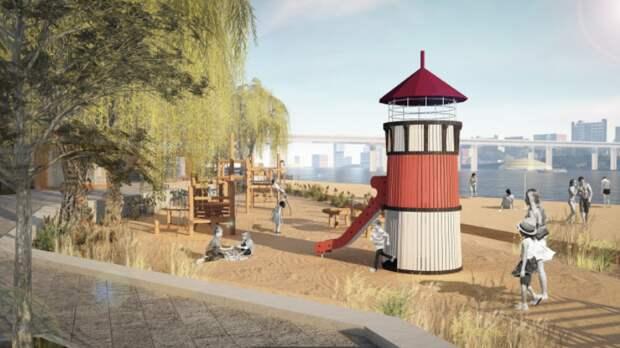Идеальный проект парка «Дружбы» вРостове показали общественники