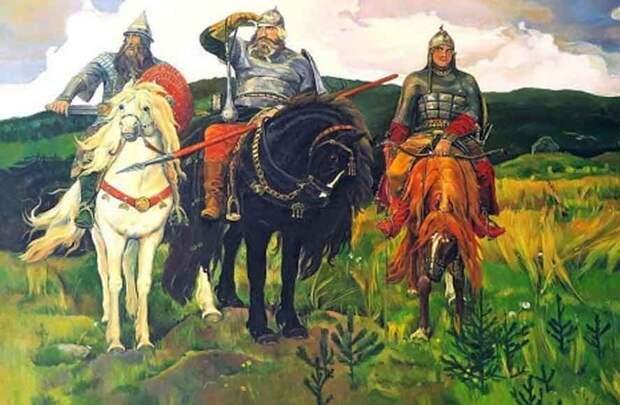 Киев объявили былинных богатырей украинцами