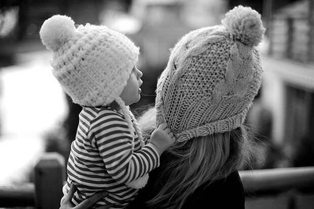 мамы и дочки фото (16)