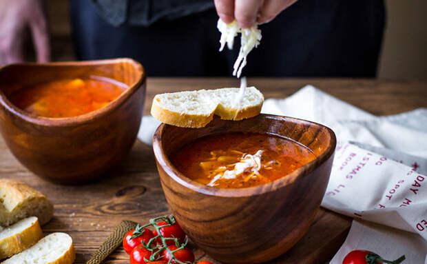 Арабский суп из ложки фарша. Мяса уже не требуется, фарша достаточно для мясного вкуса и густого бульона