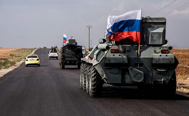На север Сирии переброшены боевая техника и вооружение для отражения наступления протурецких боевиков