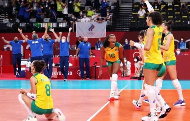 Россиянок бессовестно обманули. Сборную Бразилии надо выгнать с Олимпиады