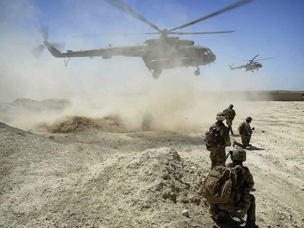 Чей винт крепче  Пентагон, вертолеты