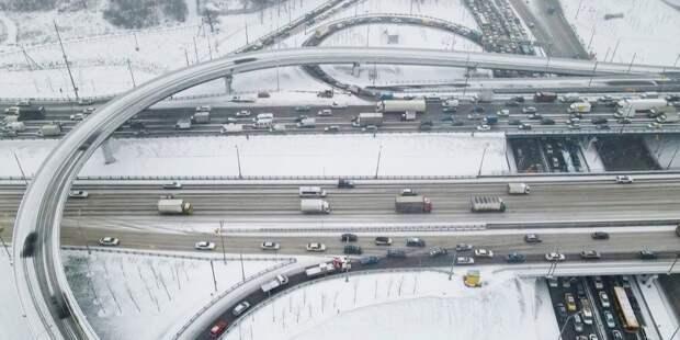 Проект реконструкции развязки МКАД — Алтуфьевское шоссе утвердили – Собянин