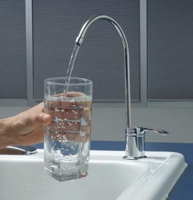 Немного о фильтрах для воды
