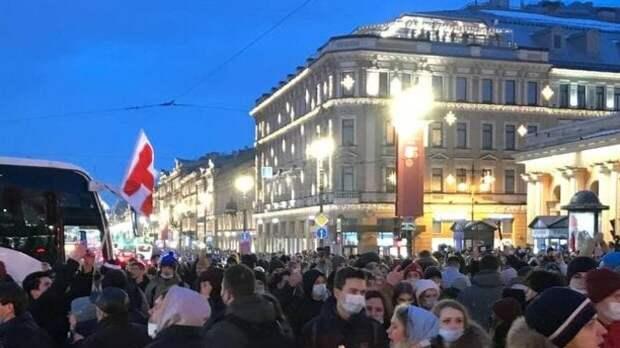 Генпрокуратура напомнила об ответственности агитаторам незаконных митингов