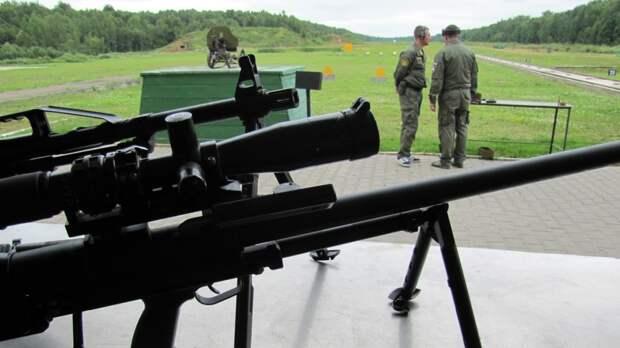 Госиспытания новой снайперской винтовки «Уголек» для ВС России начнутся в 2022 году
