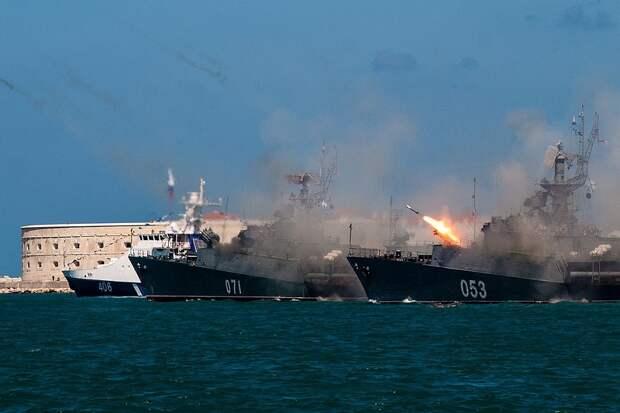 Возможности Черноморского флота уже превосходят времена СССР