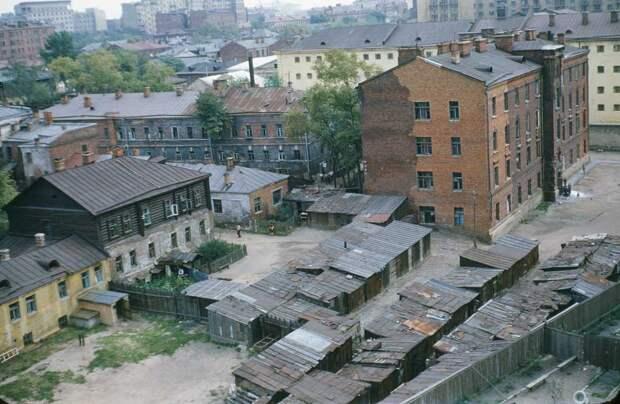 Одно фото. Реальный вид сталинского СССР.