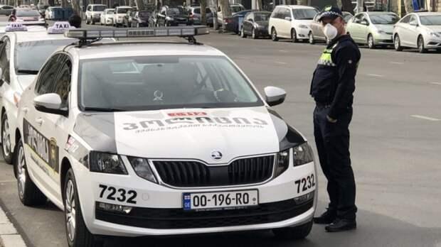 Захвативший заложников в банке в центре Тбилиси задержан