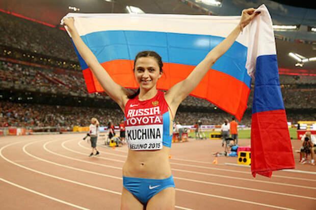 Мария Ласицкене вывела Россию на 4-е место в общем зачете, завоевав 20-е золото
