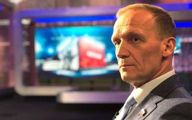 Драчев раскритиковал СБР: «Обсуждать внешний вид эмблемы на ЧМ — это популизм. Надо заниматься серьезными делами!»