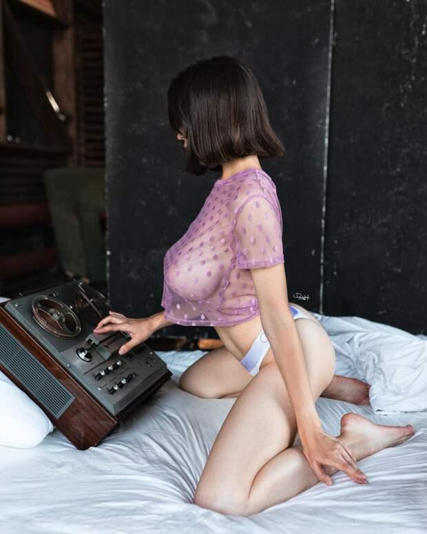 А вы пользовались таким магнитофоном?