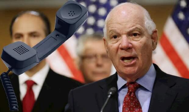 Звонок пранкеров с каверзным вопросом вывел на откровения сенатора США