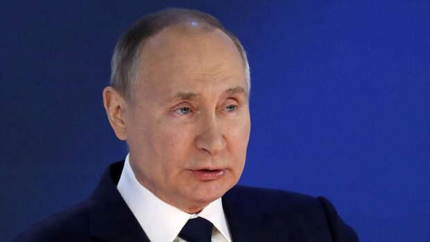 Путин оценил признание Moderna лучшей вакциной от COVID-19