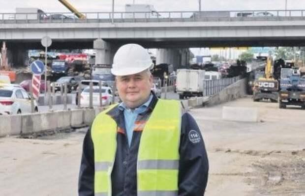 На Волоколамском шоссе завершается масштабное строительство