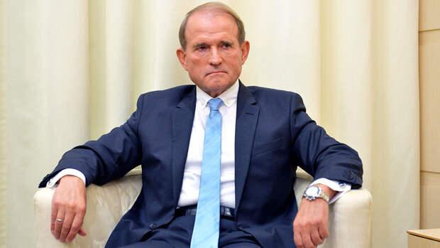 Медведчука поддержали сорок депутатов Верховной рады