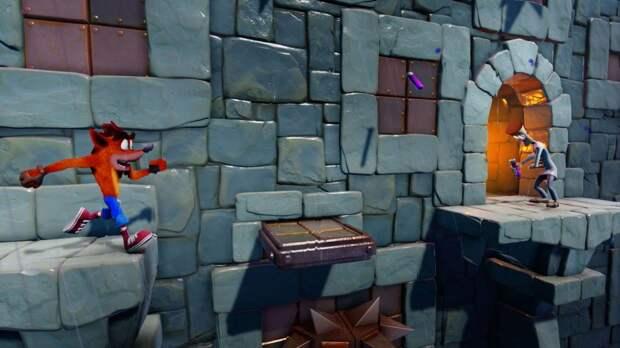 Crash Bandicoot N. Sane Trilogy – Stormy Ascent