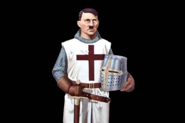 Тевтонский Орден: почему Адольф Гитлер так его боготворил?