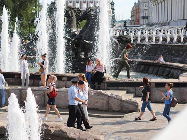 Синоптики предупреждают о небывалой жаре в центре России