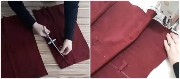 Незаурядные переделки из обычной одежды. А главное красиво и просто