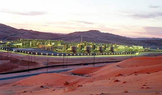 Отсовместного проекта вСаудовской Аравии отказались СИБУР, Saudi Aramco иTotal
