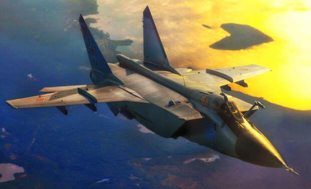 Новейший МиГ-41 встанет на защиту Арктики