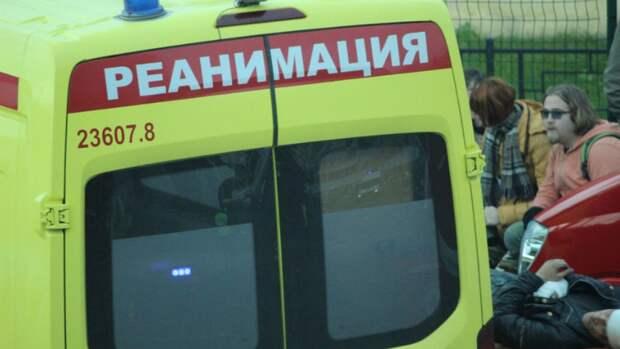 Двухлетний ребенок выпал из окна многоэтажки в Самаре и погиб