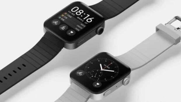 Xiaomi выпустила в продажу Mi Watch с подключенной eSIM
