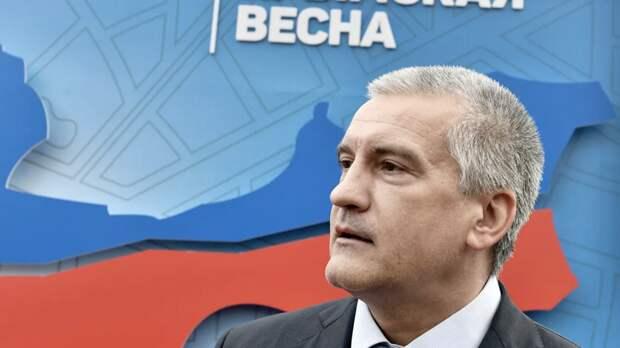 Путинподписал указ о награждении главы Крыма орденом Александра Невского