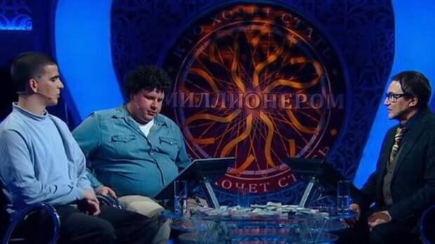 """Feduk рассказал о странном поведении Диброва на шоу """"Кто хочет стать миллионером?"""""""