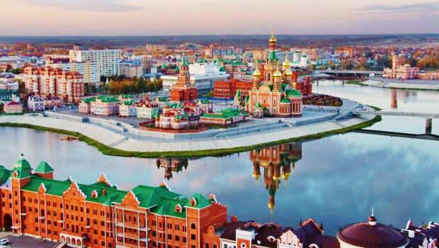 Это точно Россия? Еще 10 мест России, которые лучше любой заграницы