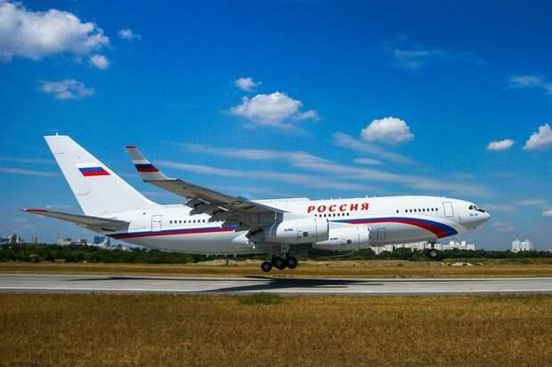 Второй серийный Ил-96-300 совершил свой первый полёт