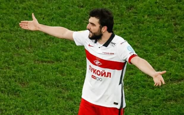 Джикия предложил «Спартаку» включить в контракт отступные для европейских клубов