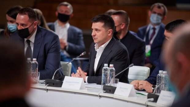 Ермак и Зеленский займутся защитой уличных радикалов. Фото Офиса президента