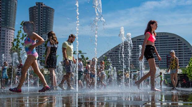 Жителей Москвы и Подмосковья предупредили о жаре до +33