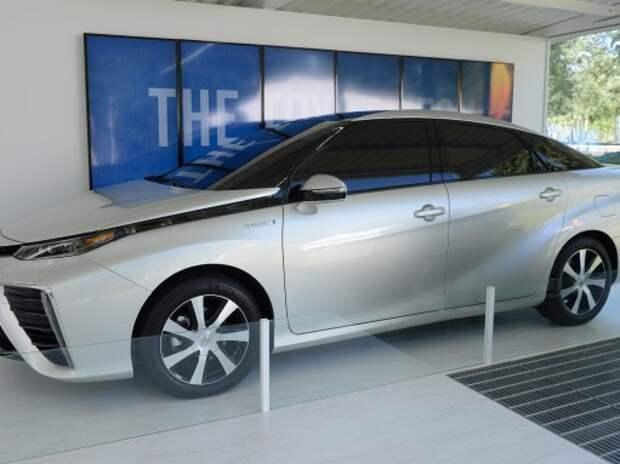VW не верит в будущее водородных автомобилей